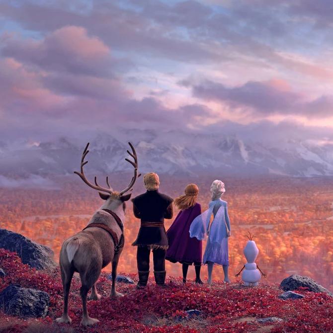 """""""Frozen 2"""" дээрх гайхалтай хувцас дизайн анимэйшнийг шинэ түвшинд гаргаж байна (фото 6)"""