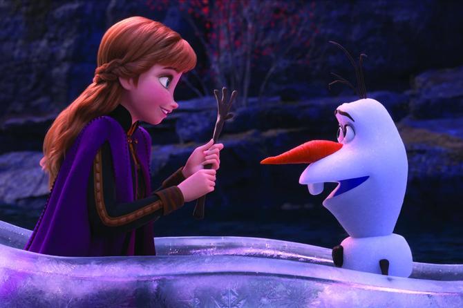 """""""Frozen 2"""" дээрх гайхалтай хувцас дизайн анимэйшнийг шинэ түвшинд гаргаж байна (фото 3)"""