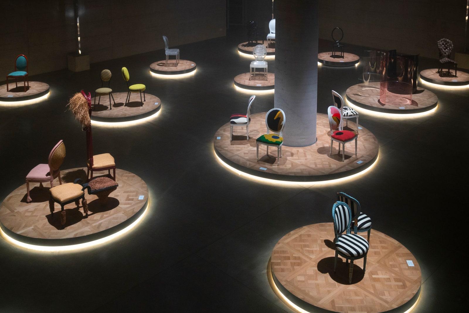 Миланы дизайны долоо хоног 2021: Хамгийн өвөрмөц тавилга болон гэрийн чимэглэлүүд (фото 5)