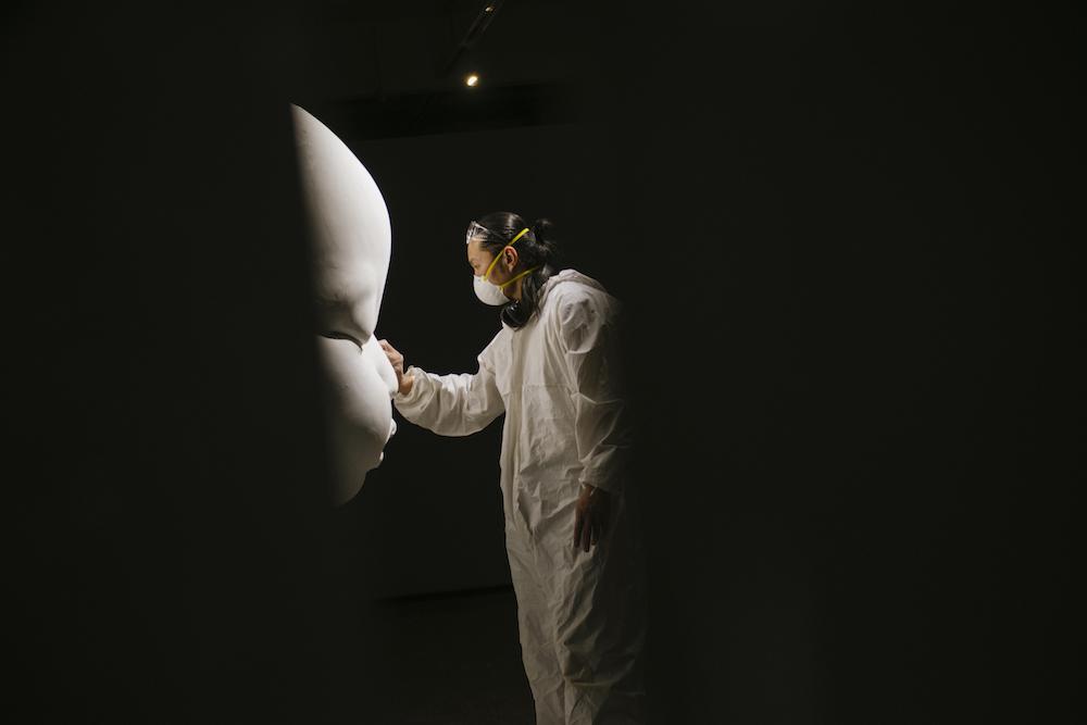 """Монгол уран бүтээлчдийн """"ПАРАЛЛЕЛЬ"""" контемпорари үзэсгэлэн цахимаар дэлгэгдэж байна (фото 12)"""