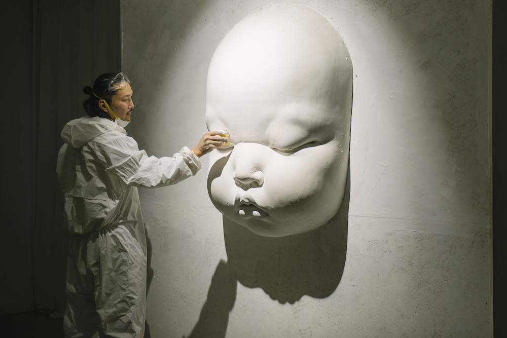 """Монгол уран бүтээлчдийн """"ПАРАЛЛЕЛЬ"""" контемпорари үзэсгэлэн цахимаар дэлгэгдэж байна (фото 3)"""