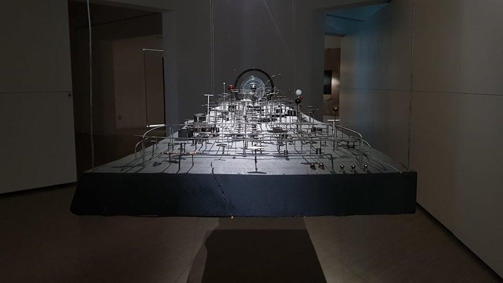 """Монгол уран бүтээлчдийн """"ПАРАЛЛЕЛЬ"""" контемпорари үзэсгэлэн цахимаар дэлгэгдэж байна (фото 4)"""