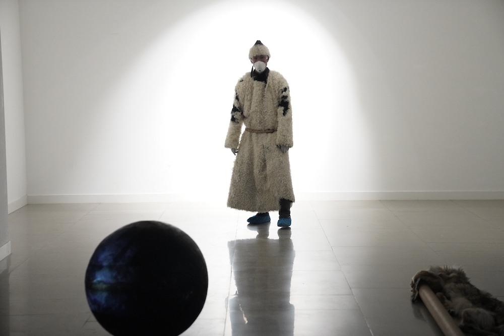 """Монгол уран бүтээлчдийн """"ПАРАЛЛЕЛЬ"""" контемпорари үзэсгэлэн цахимаар дэлгэгдэж байна (фото 5)"""