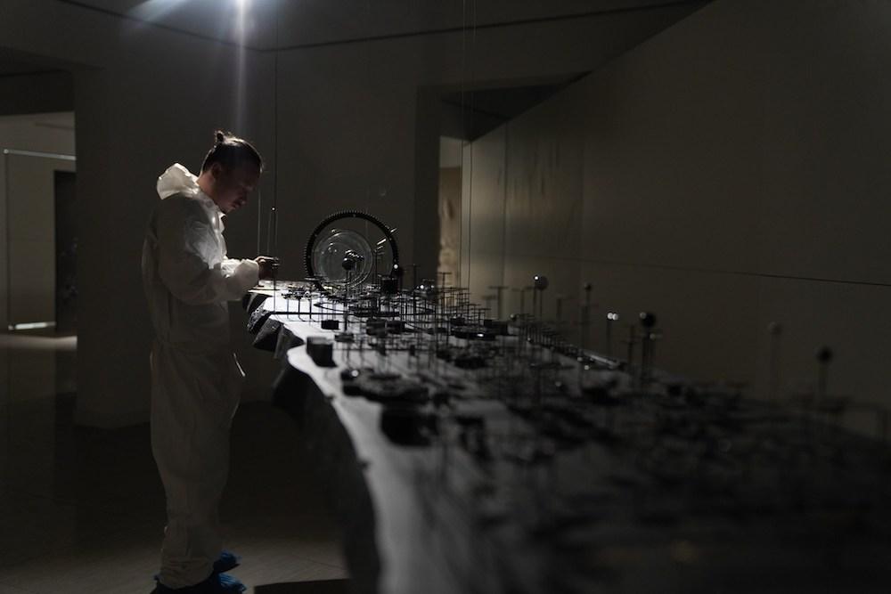 """Монгол уран бүтээлчдийн """"ПАРАЛЛЕЛЬ"""" контемпорари үзэсгэлэн цахимаар дэлгэгдэж байна (фото 6)"""