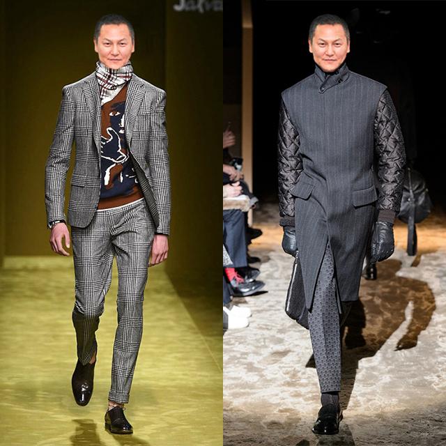 ganhuyag Монголын олны танил загварлаг эрчүүд