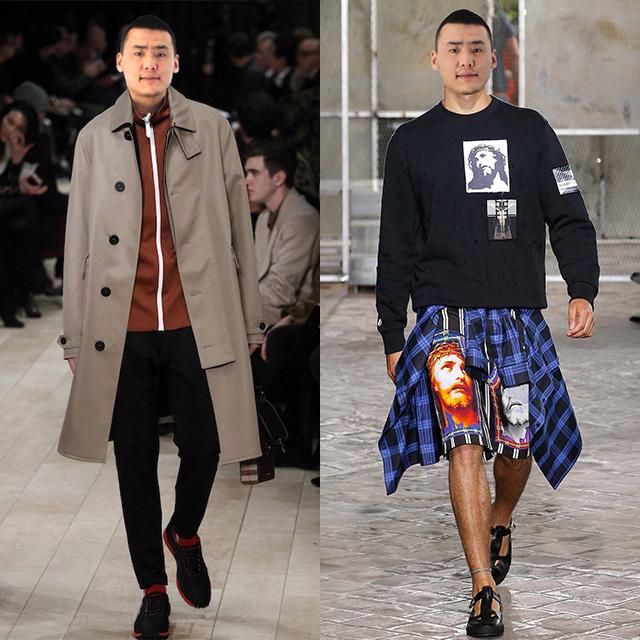 sanchir Монголын олны танил загварлаг эрчүүд