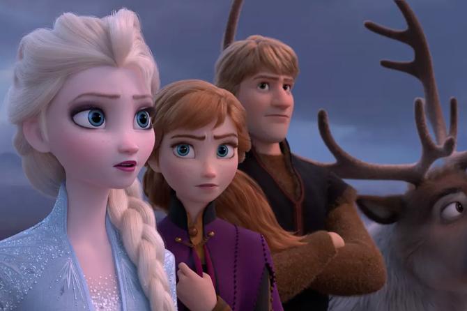 """""""Frozen 2"""" дээрх гайхалтай хувцас дизайн анимэйшнийг шинэ түвшинд гаргаж байна (фото 4)"""