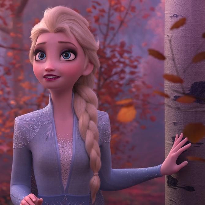 """""""Frozen 2"""" дээрх гайхалтай хувцас дизайн анимэйшнийг шинэ түвшинд гаргаж байна (фото 1)"""