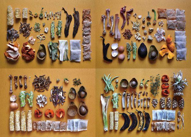 food-waste-ware-kosuke-araki-homware-tableware-design_dezeen_2364_col_8-1704x1225 Хүнсний хаягдлыг дахин боловсруулах аргаар аяга таваг бүтээжээ