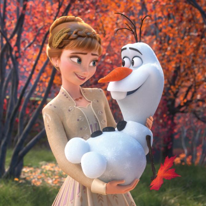 """""""Frozen 2"""" дээрх гайхалтай хувцас дизайн анимэйшнийг шинэ түвшинд гаргаж байна (фото 2)"""