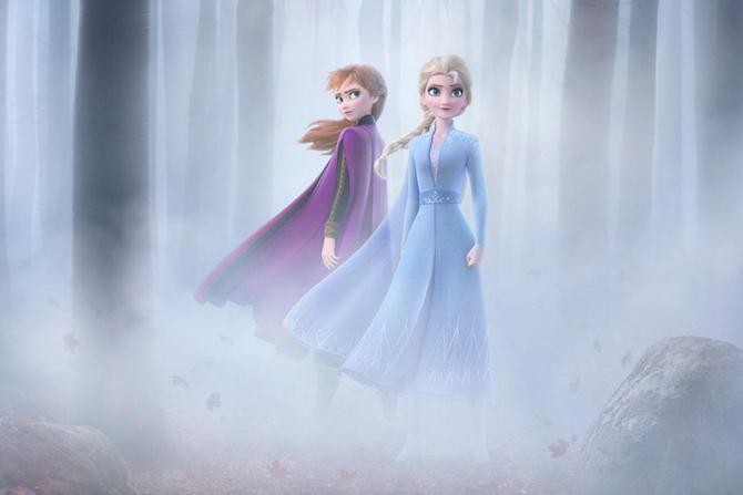 """""""Frozen 2"""" дээрх гайхалтай хувцас дизайн анимэйшнийг шинэ түвшинд гаргаж байна (фото 5)"""