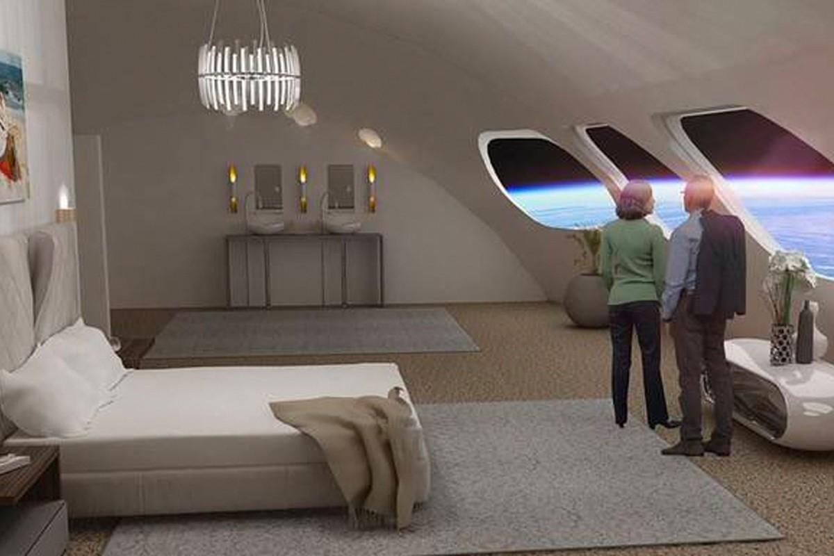 Хүн төрөлхтөнд зориулсан анхны сансрын зочид буудал 2027 онд ашиглалтад орно (фото 2)