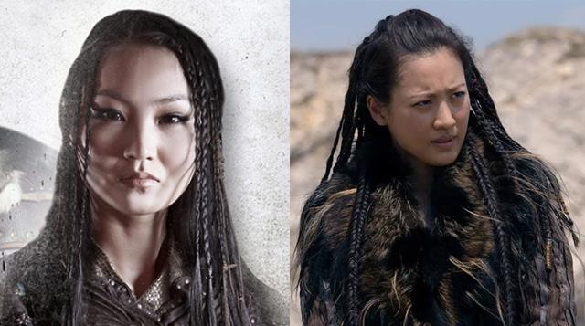 Кино ертөнцөд шинэ нэр: Marco Polo цувралд оролцсон жүжигчин А.Баярцэцэг
