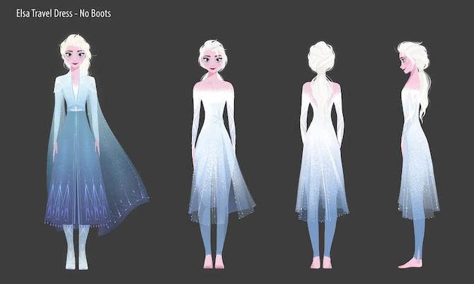 """""""Frozen 2"""" дээрх гайхалтай хувцас дизайн анимэйшнийг шинэ түвшинд гаргаж байна (фото 7)"""