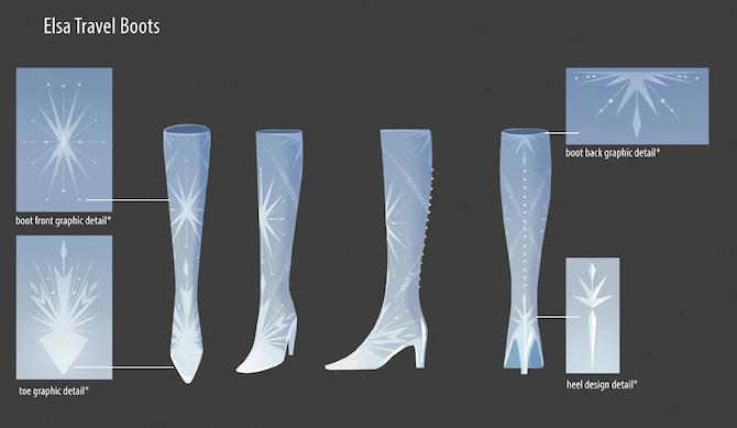 """""""Frozen 2"""" дээрх гайхалтай хувцас дизайн анимэйшнийг шинэ түвшинд гаргаж байна (фото 8)"""