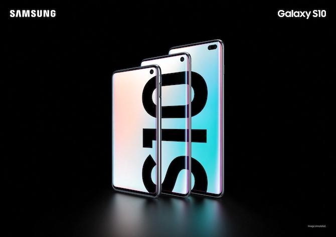 Samsung компани Galaxy S10 ба Galaxy Fold загварын ухаалаг утаснууд танилцууллаа (фото 1)