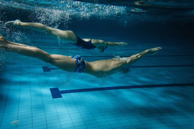 Өв тэгш биетэй болохыг хүсвэл усан спорт танд туслана (фото 2)