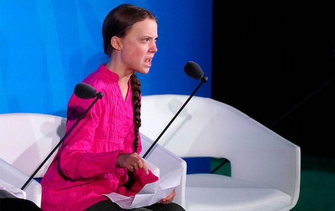 """""""Z"""" үеийнхний шинэ инфлюэнсер Грета Тунберг (фото 2)"""