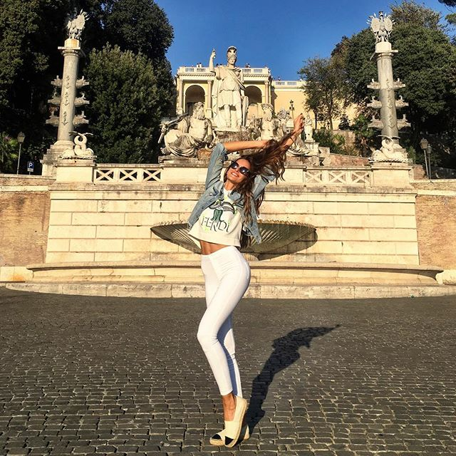 Italian Weekend getaway... Hello Rome ! Um final de semana italiano .... Olá Roma! #italy #rome #weekend #getaway #excited