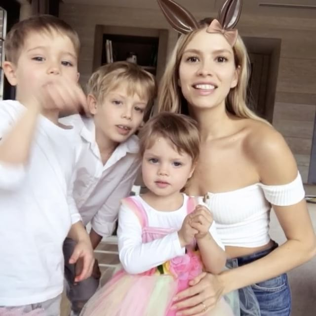 Христос Воскресе !!!    Happy Easter from all my family