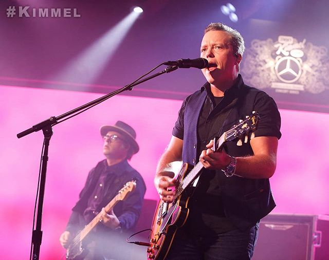 Music from @JasonIsbell and the 400 Unit! #TheNashvilleSound