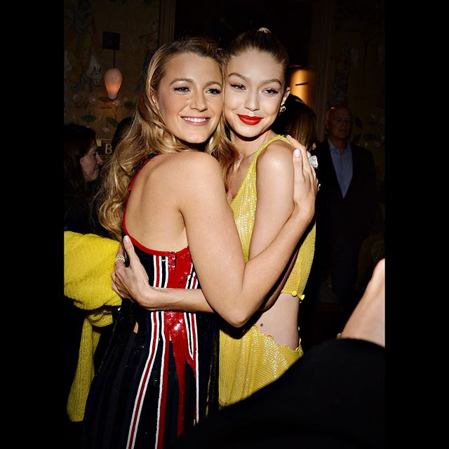 More people I love who came out to celebrate.THANK Y  U @gigihadid @louboutinworld @2dux2 @lorraineschwartz @ofirajewelz @lavieannrose @amytags @elodiepiege @micnits @johnstonation @amytkelly