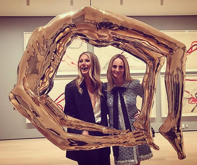 THE CIRCLE OF LIFE. (And highlights.) @gwynethpaltrow @thelsd