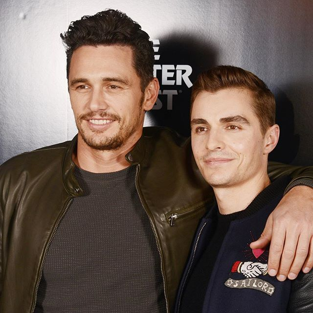 Who s your favourite Franco?  #JamesFranco and #DaveFranco attend #TheDisasterArtist screening in #London #Buro247Singapore