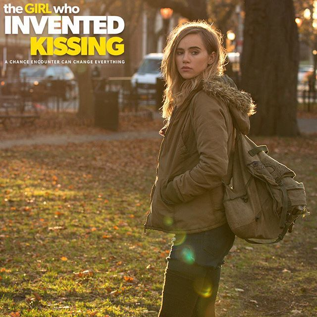 The Girl Who Invented Kissing is coming out December 12th   @dizmihok @abbiecornish @vincent_piazza