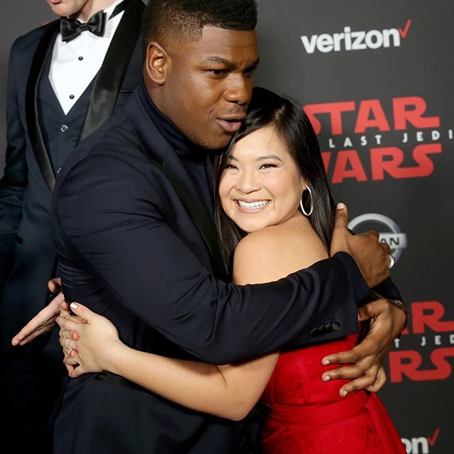#JohnBoyega is one of my favourite people on the planet,  said #KellyMarieTran of #StarWars in our interview on buro247.sg #Buro247Singapore