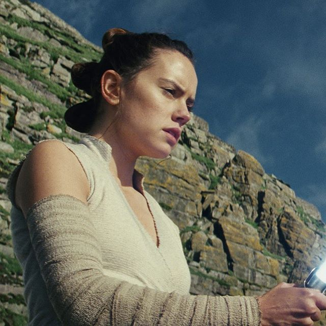 One more day to the force - see #DaisyRidley return as Rey in #StarWarsTheLastJedi, opening tomorrow #Buro247Singapore #films