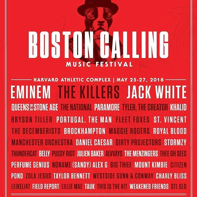 #Repost @boston_calling     Early Bird tickets on sale now for a limited time (link in bio). They won't last long! Tag a friend you want to go with and enter to win two VIP passes. #BostonCalling