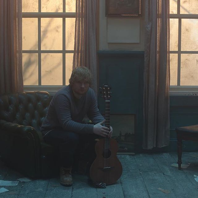 So let the river run... @teddysphotos on set #REVIVAL