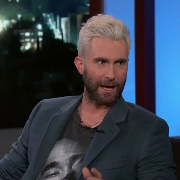 @AdamLevine is a nervous eater & almost soiled the delivery room... *LINK IN BIO*