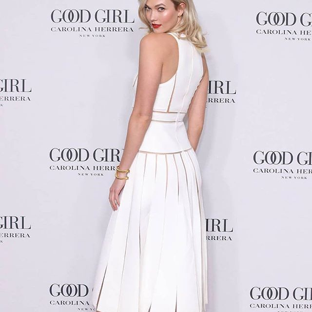 Launch of #GoodGirl fragrance UK    So much love to my @carolinaherrera family
