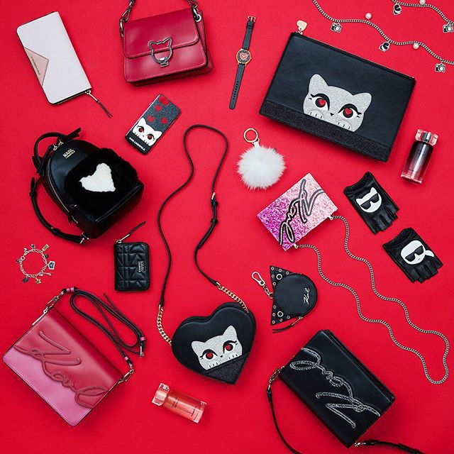 Pssst! Valentine s Day is approaching   discover KARL s perfect gift ideas by clicking the link in the bio! #KARLLAGERFELD