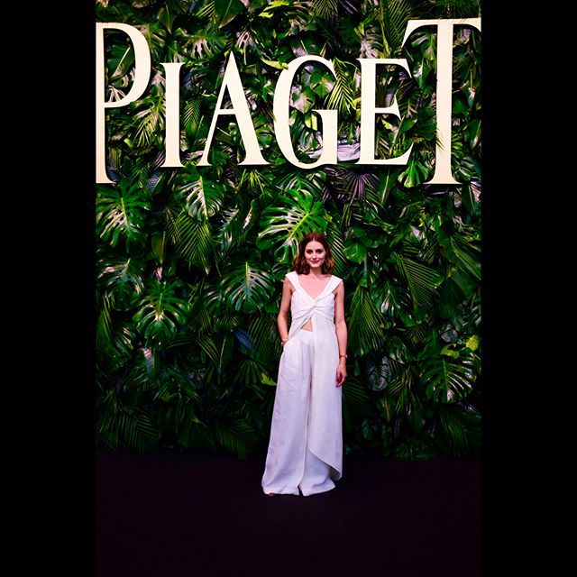 Such a lovely time celebrating with @piaget in Dubai!!    Thank you      #PiagetSociety #ArtDubai     #HowDoYouArt