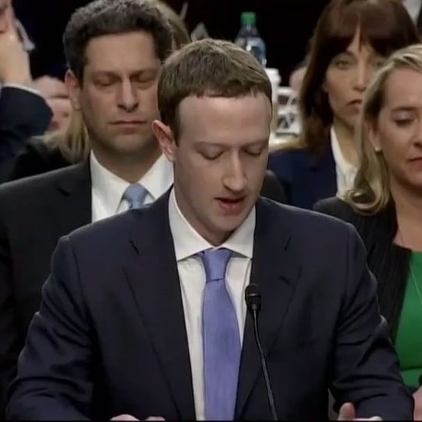 Our senators got a chance to ask Mark #Zuckerberg all their @Facebook questions... *LINK IN BIO* @Zuck