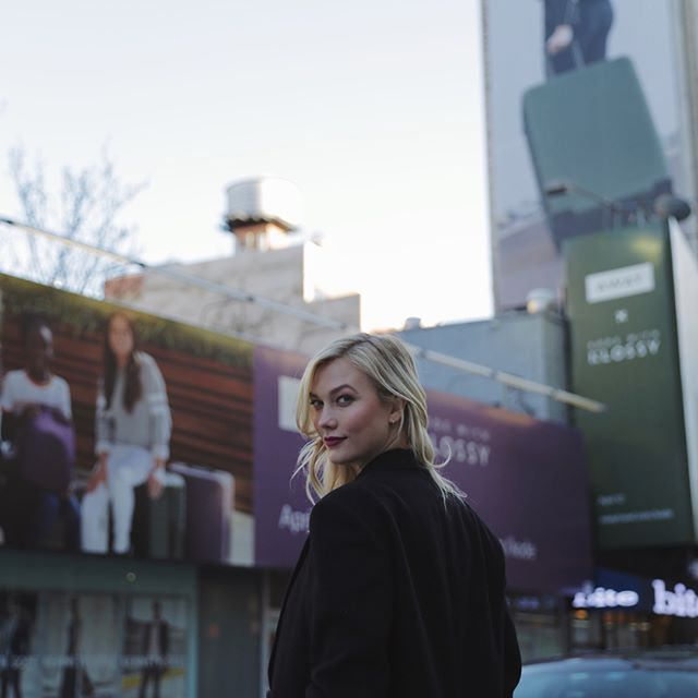 #AwayxKodeWithKlossy launches in-store and online TOMORROW! It s SO SURREAL to see the Kode With Klossy scholars on billboards representing products they inspired!! For every @away x @kodewithklossy product purchased, YOU help fund computer science education for young women all over the U.S.!