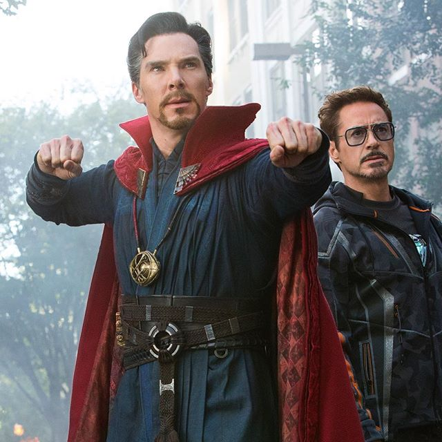 The doctor will see you now... along with a bad-ass billionaire playboy philanthropist - who s at #MarinaBaySands to see #DoctorStrange and #IronMan? #Buro247Singapore #InfinityWar