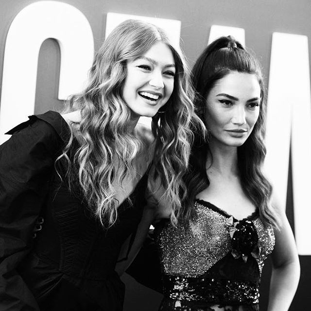 Lil, by my side always.   I know my timing s off cause I m down under (  ) but I want to wish this actual angel the happiest birthday    @lilyaldridge    finding a friend like you my first year in New York was truly a blessing. Forever kind, warm, and elegant, you are a remarkable beauty inside and out, and I can t thank you enough for the way you have embraced and taken care of me since day one. (last pic was one of our first together, 2014?!) I love you sooooo mucho and wish you the happiest of years ! hopefully one filled w extra trips to Disneyland !!!!!!