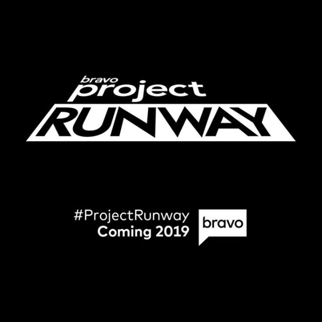 Taking you behind the scenes on the new set of #projectrunway! @bravotv