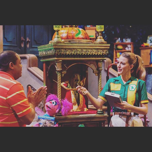 @sesamestreet season 49 airs tonight at 7pm ET  on HBO. Thank you @sesamestreet for ALL you do