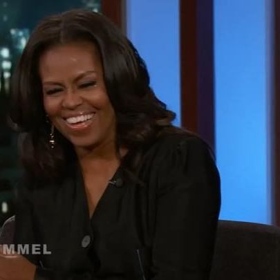 @MichelleObama FINALLY gets to say the things she couldn t when she was First Lady...
