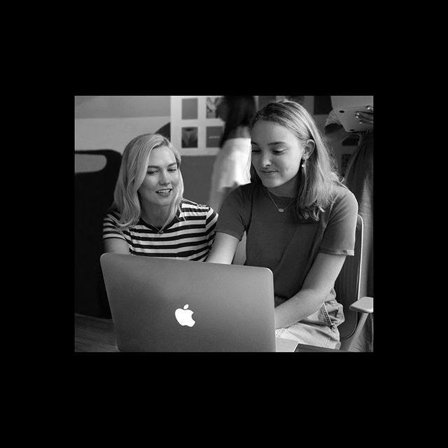 Couldn t be more proud that @KodeWithKlossy is a part of @apple s film. Let s keep changing girls  lives #BehindTheMac