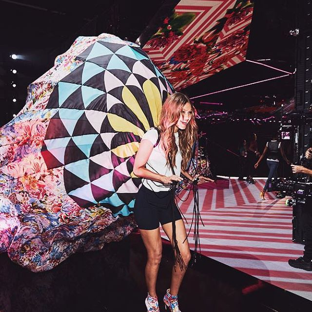 rehearsal day by @jeromeduran   VSFS - TONIGHT 10/9c on ABC