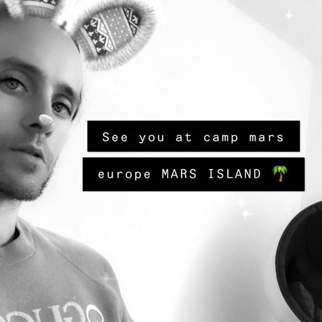 Who s coming???        #marsisland #linkinbio