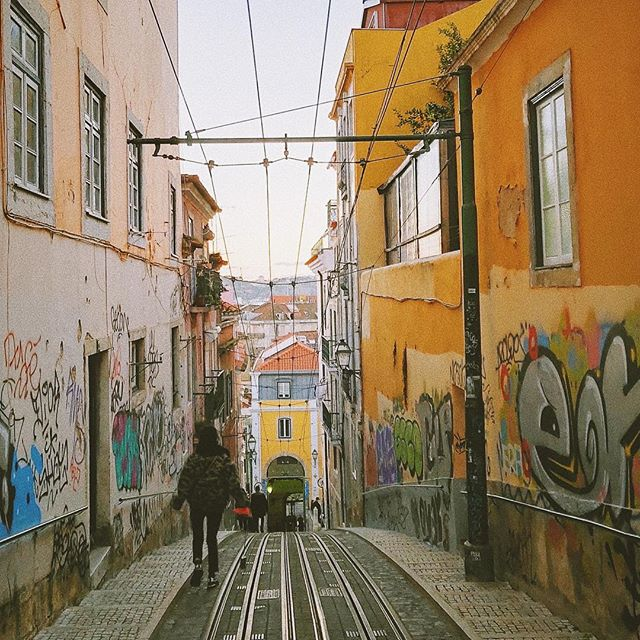A final look at some of my favorite views in Lisbon