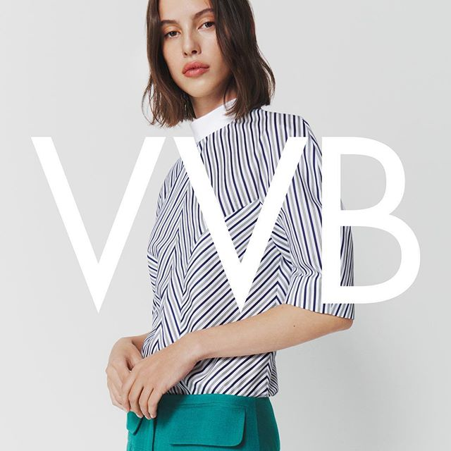 My #VVBSS19 collection is here! All about easy tailoring and fun colours. Available in store and online now!! x VB