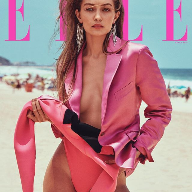 A very memorable first trip to beautiful Rio for the March cover of @elleusa with/by my buddies #stephengan @chriscolls       big thanks to @ninagarcia and the whole team !! x